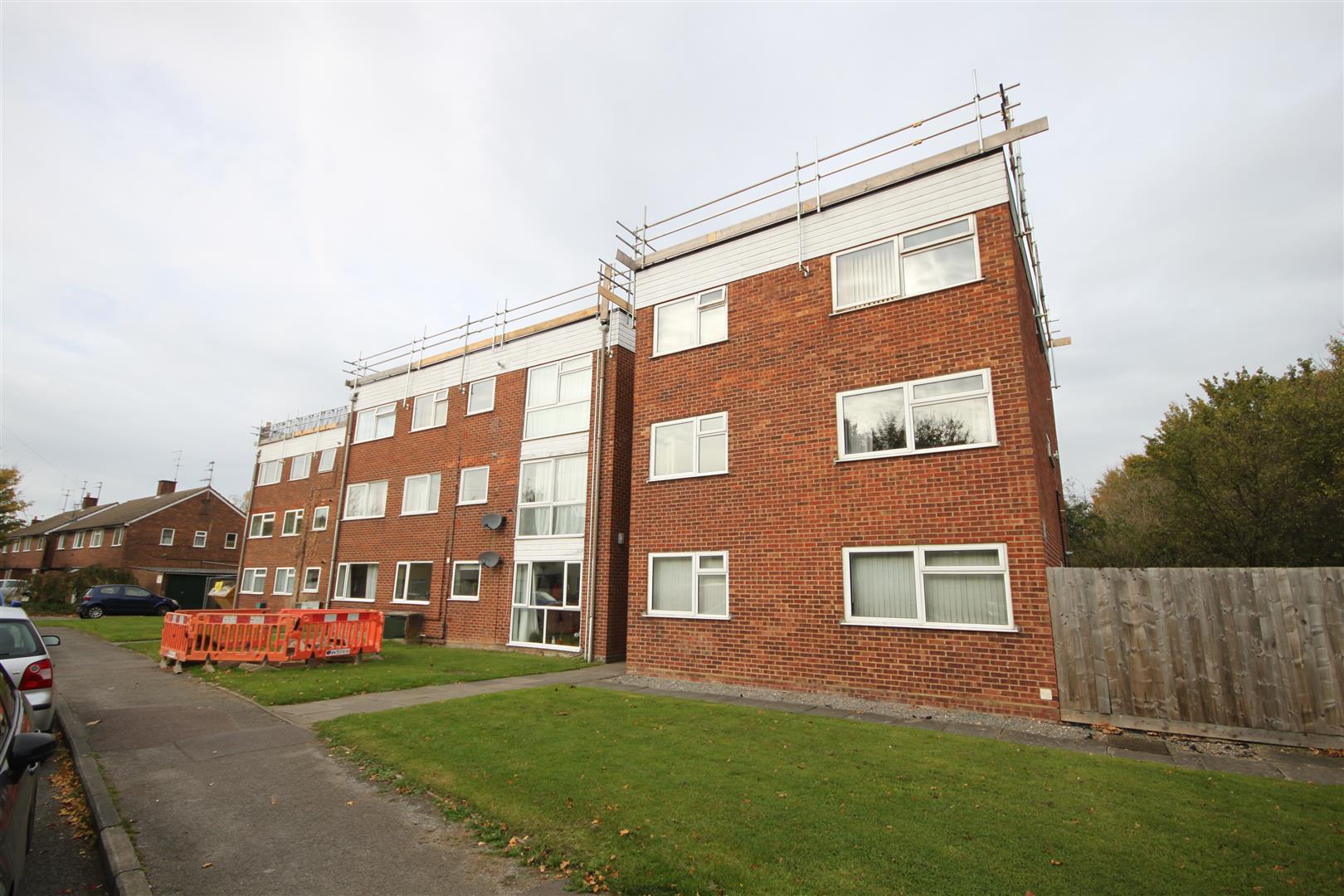 2 Bedrooms Flat for sale in Howard Court, Cambridge